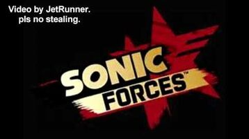 SONIC FORCES GAMEPLAY REVEAL