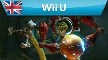 Sonic Boom Rise of Lyric - Gamescom Trailer (Wii U)