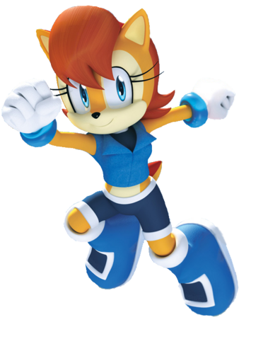 File:Sally Acorn 3D.png