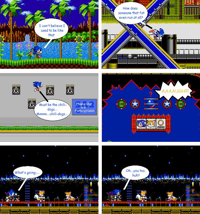 Sonic Generations Off-Shoot pt 3