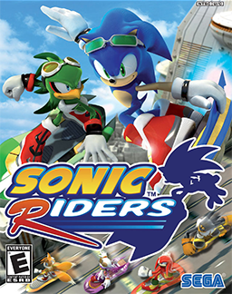 File:Sonic Riders Coverart.png