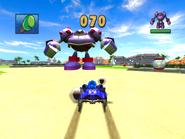 Sonic & SEGA All-Stars Racing Seaside Square 3
