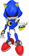 Sonic-Free-Riders-Metal-Sonic-artwork