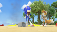 Sonic and Tails can do worser