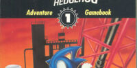 Sonic the Hedgehog Adventure Gamebook 1: Metal City Mayhem
