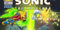 Archie Sonic the Hedgehog Issue 184