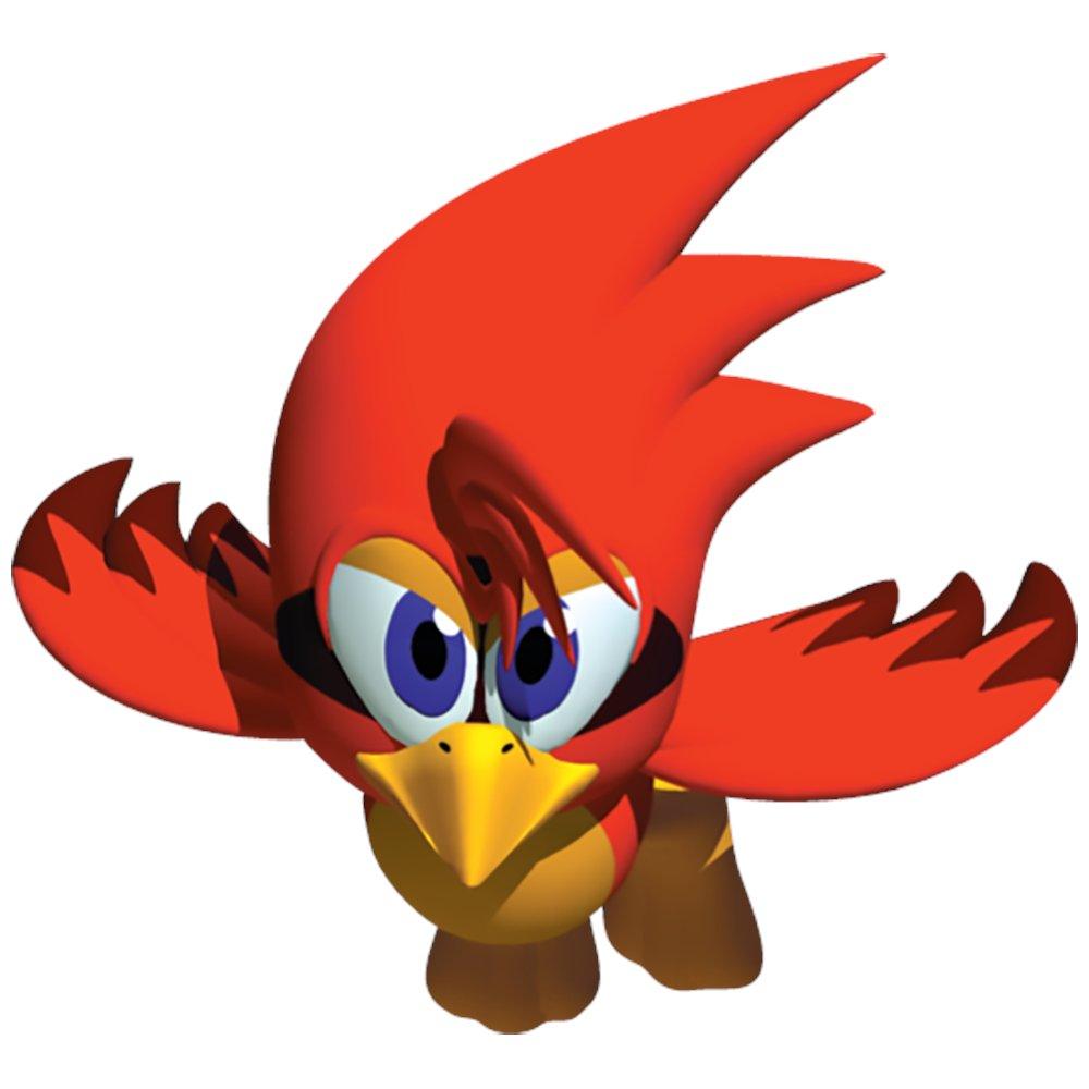 Flicky Red 1