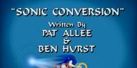 Sonic Conversion