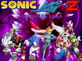 Sonic Kai Z poster