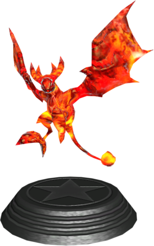 File:Sonic Generations Iblis Taker Statue.png