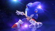 Sonic (Sonic Colors Opening 2)