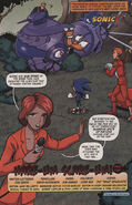 Sonic X issue 13 page 1