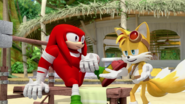 S1E40 Tails and Knuckles