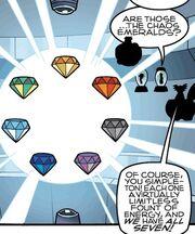 Chaos Emeralds Genesis Chamber