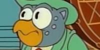 Ball Hog (Adventures of Sonic the Hedgehog)
