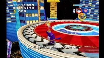 Sonic Heroes Robot Carnival (Team Rose)