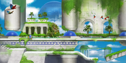 Sonic Generations - Concept artwork 015
