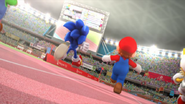 Mario & Sonic 2008 Screenshot 5