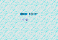 Stage Select Sonic CD
