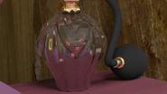 Fleas on Amy's perfume