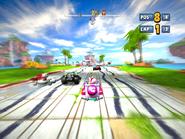 Sonic & SEGA All-Stars Racing Ocean Ruin 1