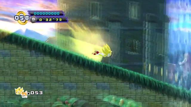 File:Super Sonic in Sylvania Castle Zone HD.png
