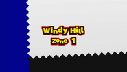 Windy Hill A1 Title Card Wii U