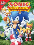 Sonic Super Digest issue 6