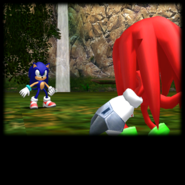 Sonic Adventure Credits (Knuckles 13)