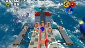 Sonic Heroes - Egg Fleet(Super Hard)