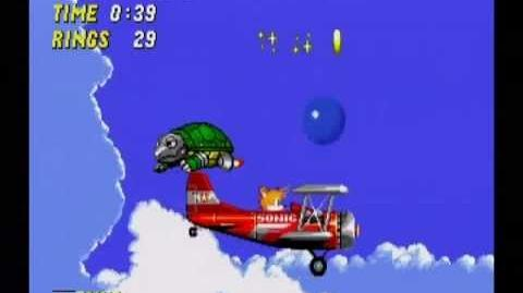 Sonic the Hedgehog 2 Sky Chase