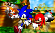 Sonic Generations 3DS artwork 15
