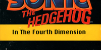 Sonic the Hedgehog in the Fourth Dimension