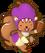 Sonic Runners Purple Papurisu