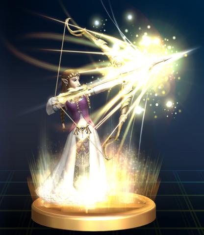 File:Light Arrow (Zelda) - Brawl Trophy.png