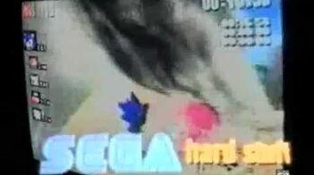 SEGA Saturn Commercial - Sonic R