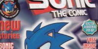 Sonic the Comic Issue 122