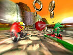Sonic Riders - Dr. Eggman - Level 2