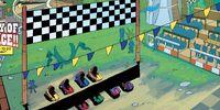 Go-kart Pan-island Grand Prix