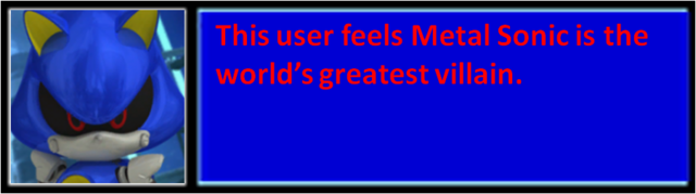 File:Metal Sonic - User Opinion.png