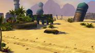 Result Screen - Sand Oasis - Sand Scorpion 1