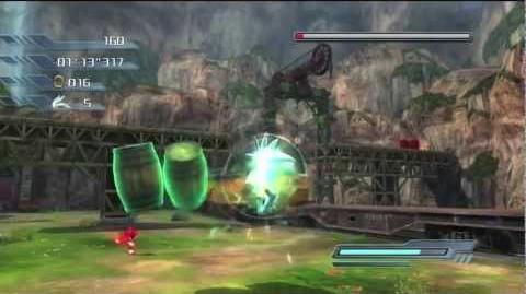 Sonic the Hedgehog 2006 Shadow the Hedgehog Boss 1080 HD