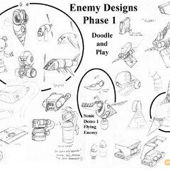 Varios diseño de Badnick.