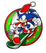 SA Sonic Christmas 2
