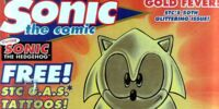 Sonic the Comic Issue 50