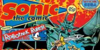 Sonic the Comic Issue 9