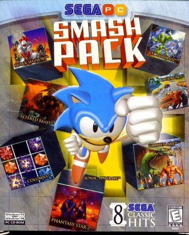 File:Sega Smash Pack.jpg