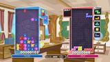 Sonic Puyo Skin in Puyo Puyo Tetris