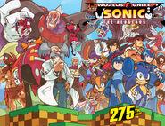 Sonic The Hedgehog -275 (variant 1)