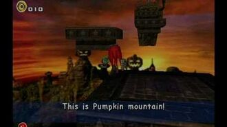 Sonic Adventure 2 Battle (GC) Pumpkin Hill Mission 3 A Rank